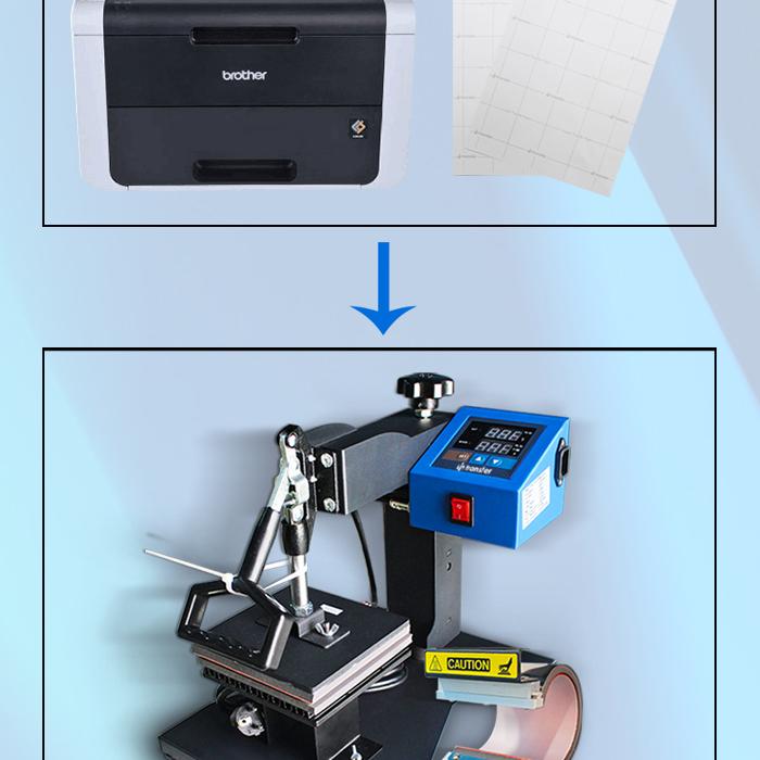Ils 10 St/ück A4 Blatt erhitzt Thermotransfer-Papier Toner f/ür DIY elektronischen Prototyp Mak PCB Circuit Boa