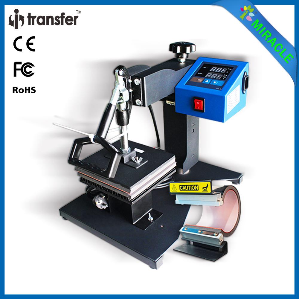 I-transfer 3 in 1 pen heat press printing machine package